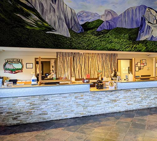 EXPLORE YOSEMITE SOUTHGATE HOTEL & SUITES