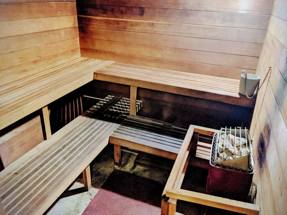 Yosemite Southgate - Hot Sauna Perfect for An After Hike Unwind