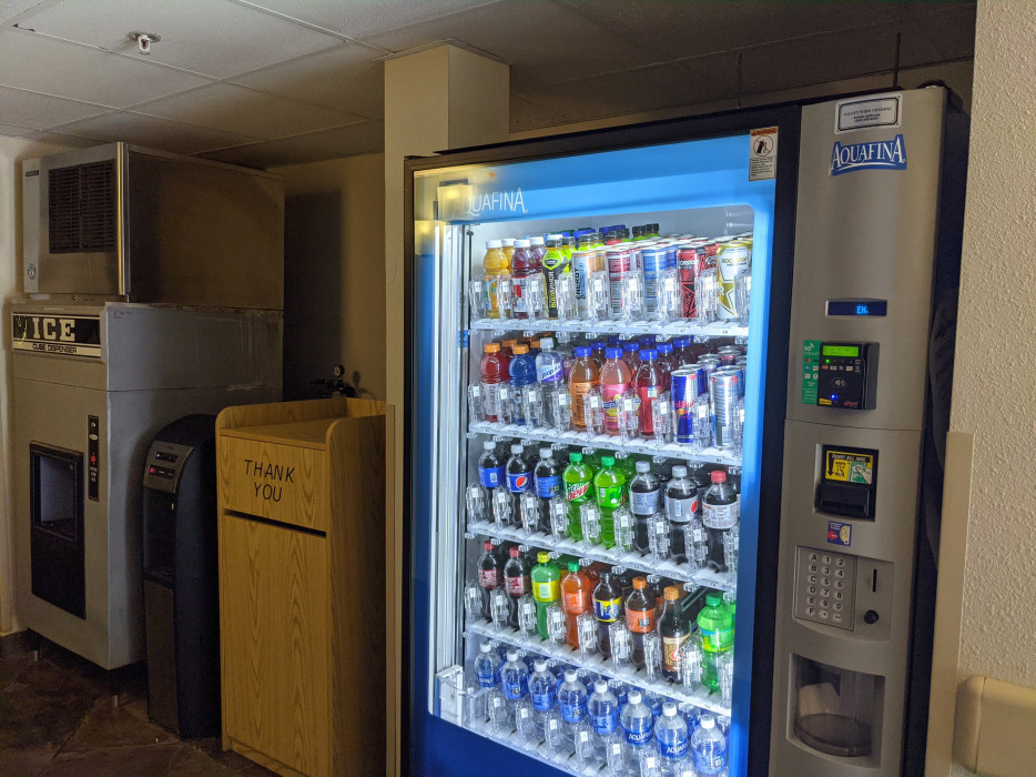 Yosemite Southgate - Vending Machine