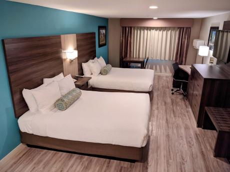 2 Queen Bed Standard